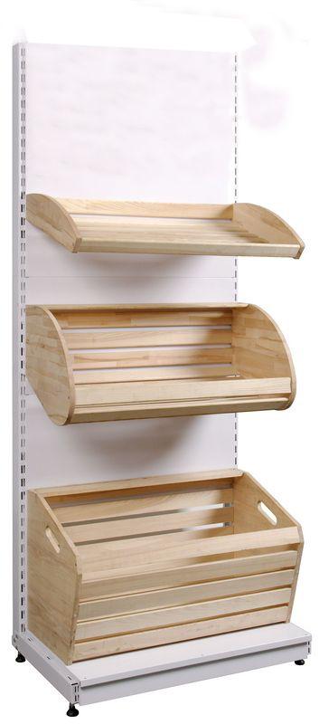 Секция хлебного стеллажа стандарт